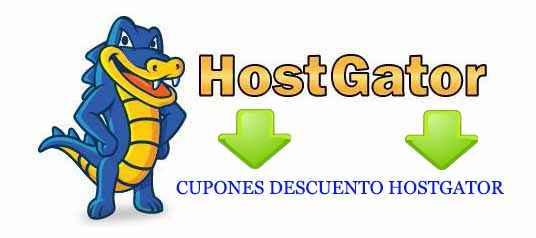 Cupones Descuento Hostgator para Hosting, Ahora o Nunca