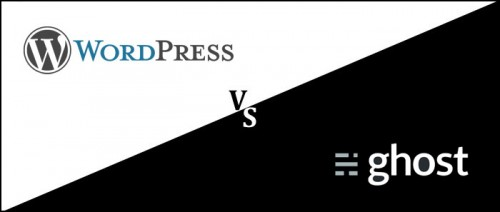 ghost vs wordpress
